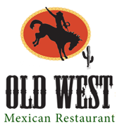 Old West Mexican Restaurant Logo